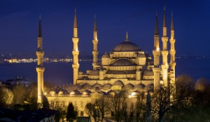 Moskee Istanbul
