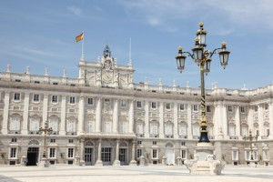 Paleis Madrid