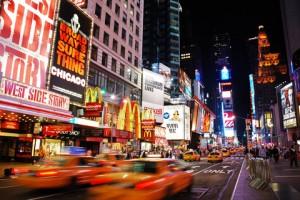 Broadway Citytrip New York