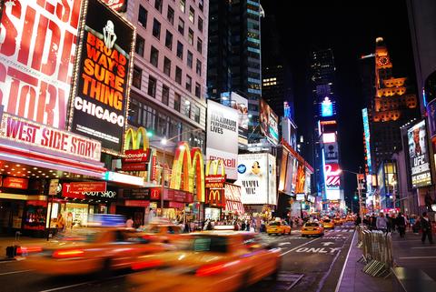 Citytrip New York Goedkope Hotels Vliegtickets New York