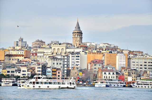 galata toren citytrip istanbul
