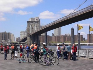 new york fietstour