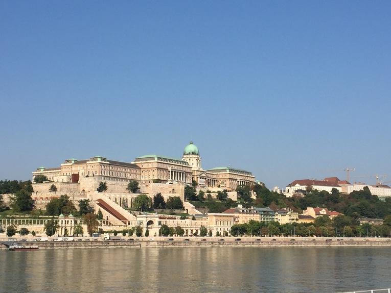 citytrip boedapest rivier