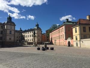 citytrip stockholm plein