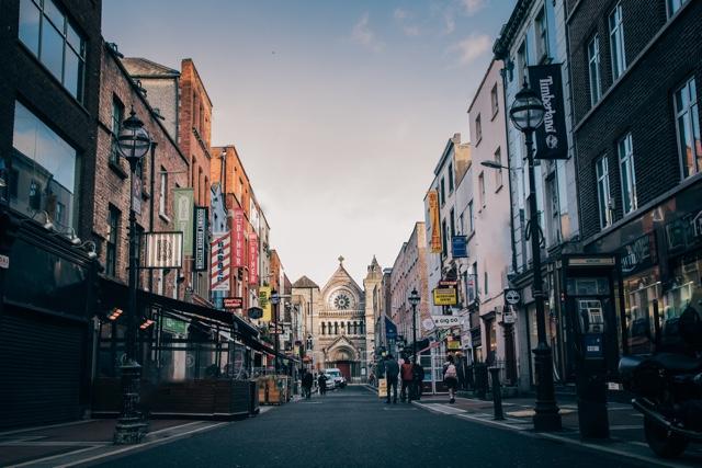 citytrip dublin anne street