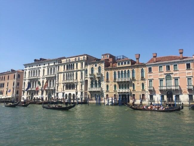 grachten van Venetië