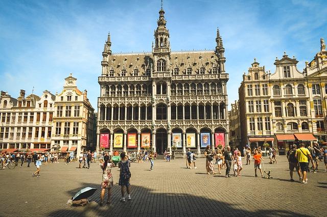 stadhuis van Brussel