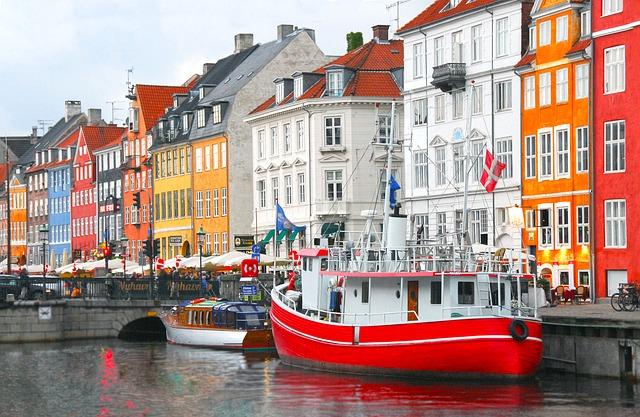 Kopenhagen kade