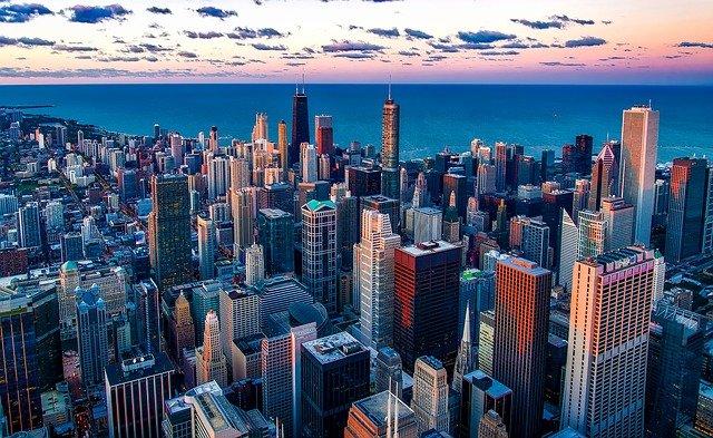 chicago wolkenkrabbers