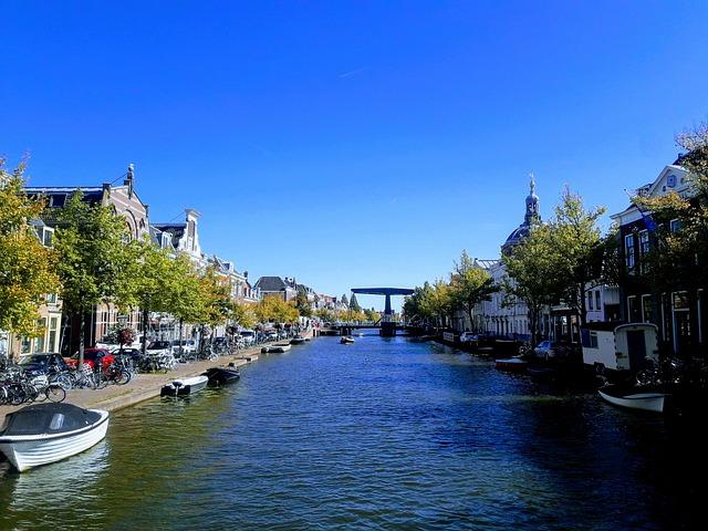 Leiden kanaal